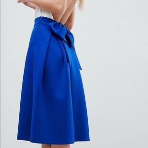 Brand new ASOS Scuba prom skirt